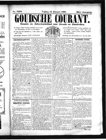 Goudsche Courant 1898-01-14
