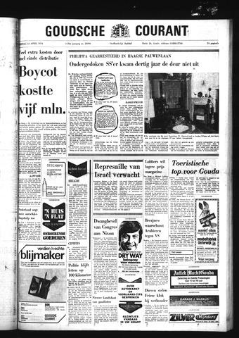 Goudsche Courant 1974-04-12