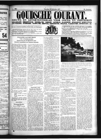 Goudsche Courant 1937-09-20