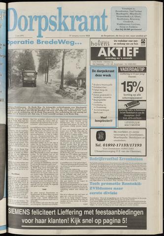 Dorpskrant 1991-06-05