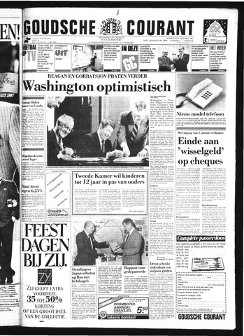 Goudsche Courant 1987-12-09