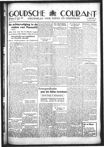 Goudsche Courant 1941-04-22