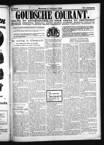 Goudsche Courant 1936-02-17