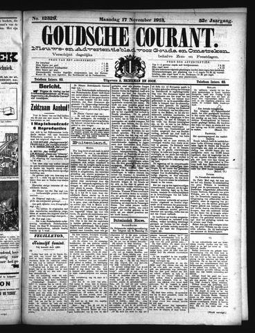 Goudsche Courant 1913-11-17
