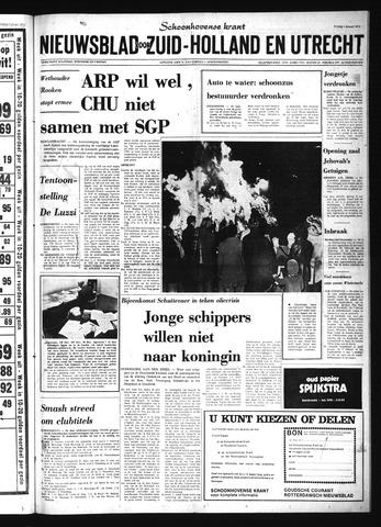 Schoonhovensche Courant 1974-01-04