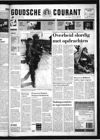 Goudsche Courant 1992-03-31