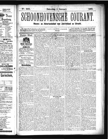 Schoonhovensche Courant 1901-01-05