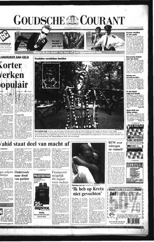 Goudsche Courant 2000-08-10
