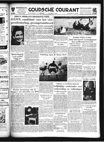 Goudsche Courant 1952-09-22