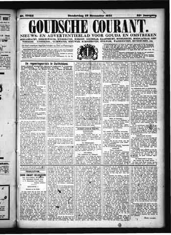 Goudsche Courant 1923-11-29