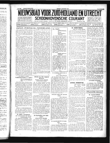 Schoonhovensche Courant 1939-08-04