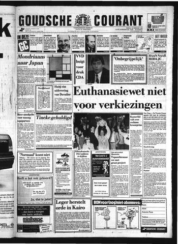 Goudsche Courant 1986-02-28