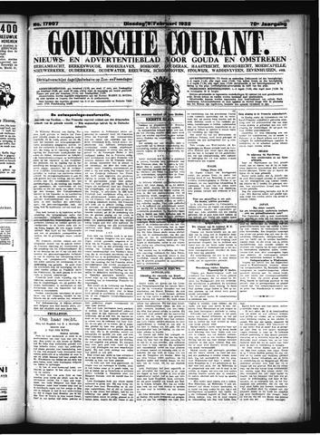 Goudsche Courant 1932-02-09