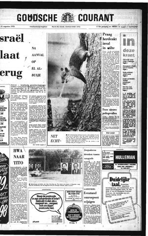 Goudsche Courant 1978-08-21