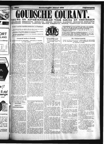 Goudsche Courant 1935-01-24