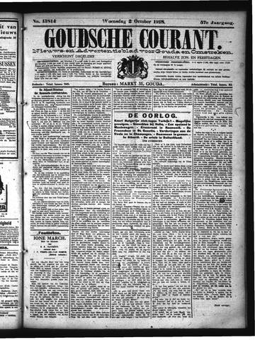 Goudsche Courant 1918-10-02