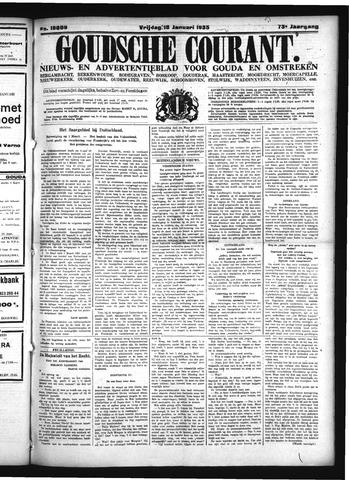 Goudsche Courant 1935-01-18