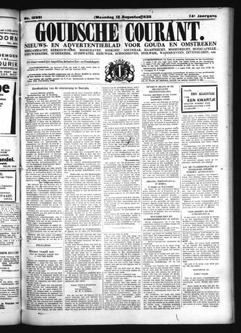 Goudsche Courant 1935-08-12