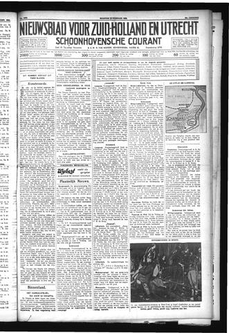 Schoonhovensche Courant 1932-02-22