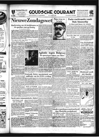 Goudsche Courant 1953-03-19