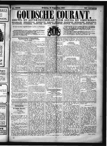 Goudsche Courant 1927-08-12