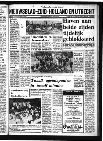 Schoonhovensche Courant 1977-07-27