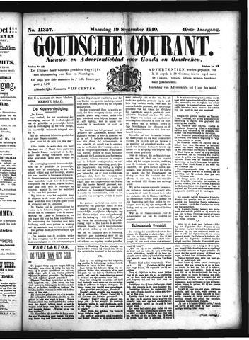 Goudsche Courant 1910-09-19