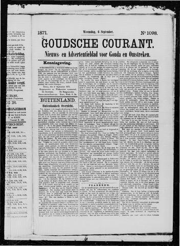 Goudsche Courant 1871-09-06