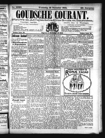 Goudsche Courant 1913-11-12