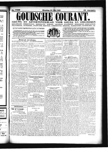 Goudsche Courant 1931-05-26