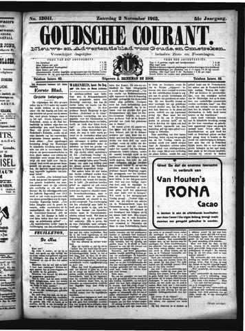 Goudsche Courant 1912-11-02