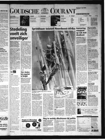 Goudsche Courant 2004-07-27