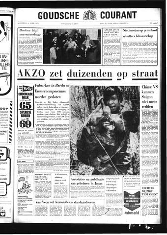 Goudsche Courant 1972-04-06