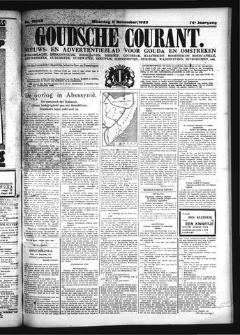 Goudsche Courant 1935-11-11