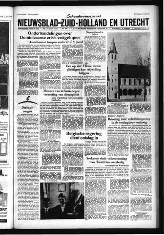 Schoonhovensche Courant 1965-05-26
