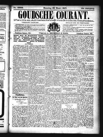 Goudsche Courant 1917-03-26