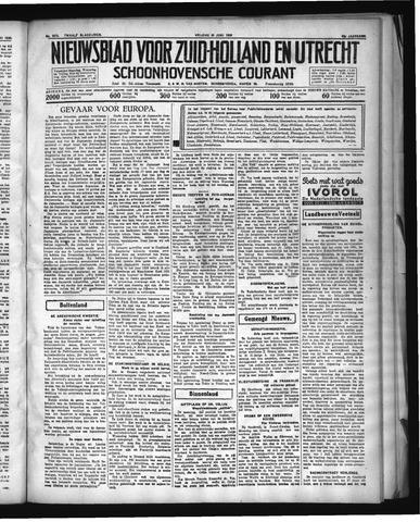 Schoonhovensche Courant 1936-06-26