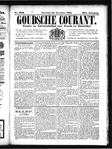 Goudsche Courant 1894-11-24
