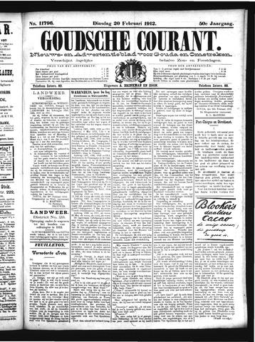 Goudsche Courant 1912-02-20