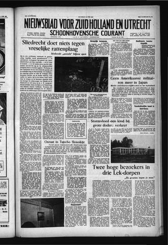 Schoonhovensche Courant 1957-06-24