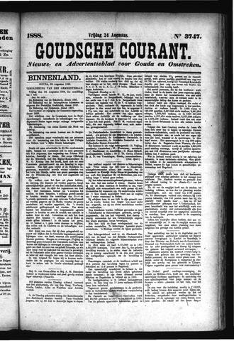 Goudsche Courant 1888-08-24