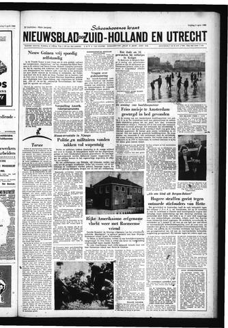 Schoonhovensche Courant 1960-04-08