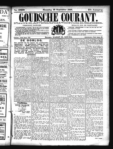 Goudsche Courant 1918-09-16