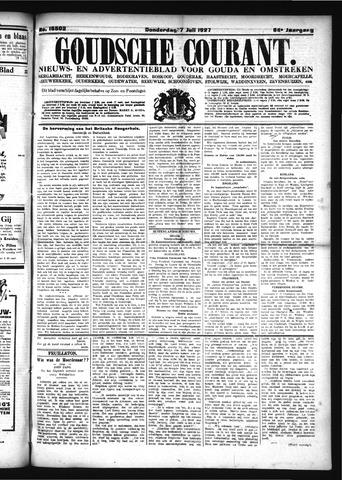 Goudsche Courant 1927-07-07