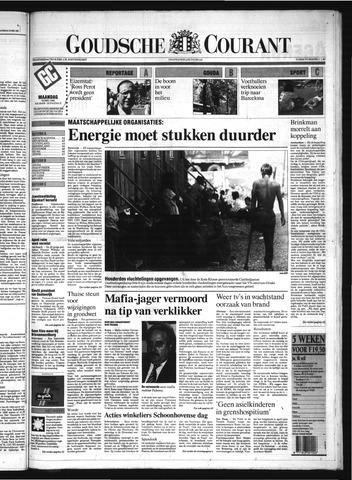 Goudsche Courant 1992-05-25