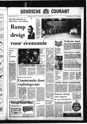 Goudsche Courant 1977-01-07