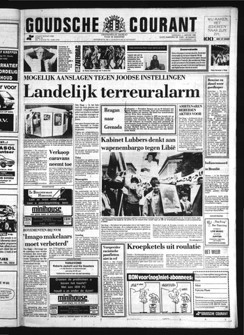 Goudsche Courant 1986-01-11