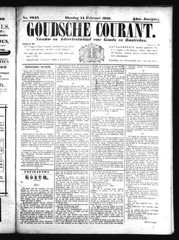 Goudsche Courant 1905-02-14