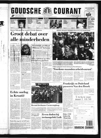 Goudsche Courant 1991-10-07