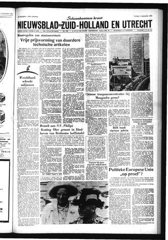 Schoonhovensche Courant 1964-09-11